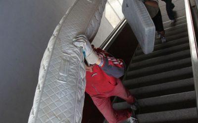 Izselitev 1., 2. in 3. letnika iz dijaškega doma